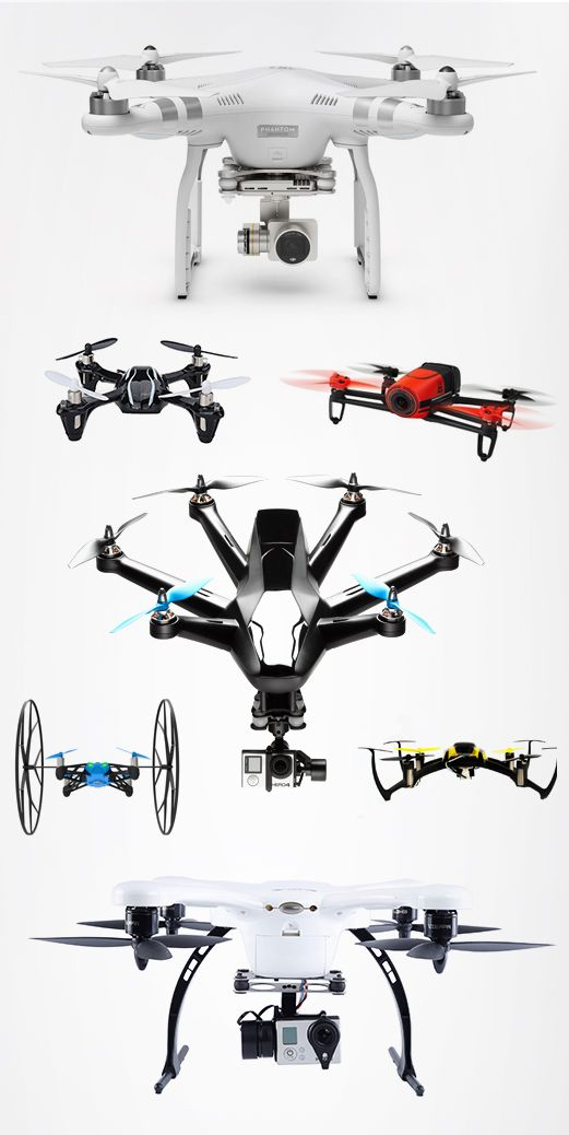 The Best #Drones Money Can Buy