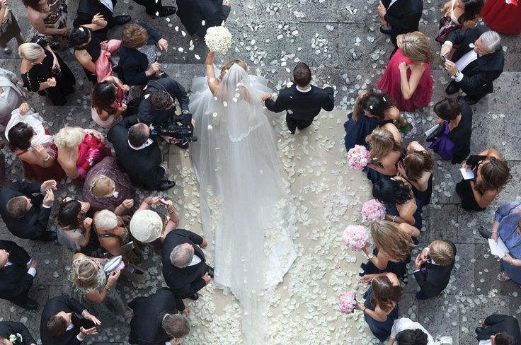 Gorgeous aerial wedding photography using camera drone ... why isn't everyone doing this?? Too gorgeous!
