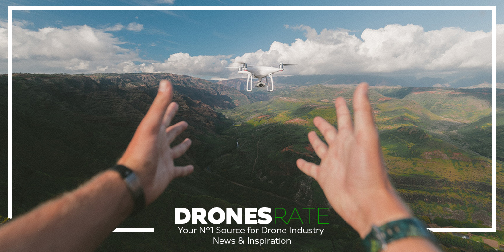 DronesRate.com | Your N°1 Source for Drone Industry  News & Inspiration