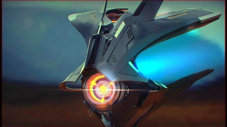 ArtStation - Drone Concept, Andrew Hodgson #DronesConcept #DroneConcept