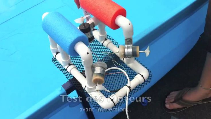 homemade underwater rov - Google Search