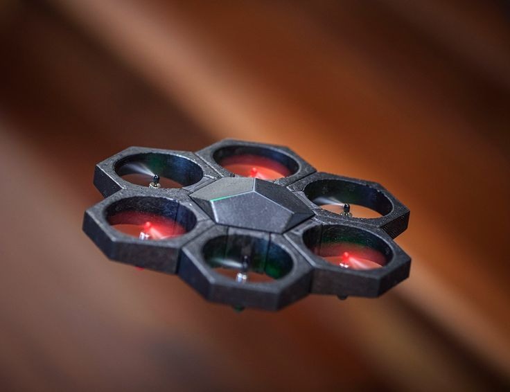 Build a drone that flies around on your command, hovercraft that zooms across th...