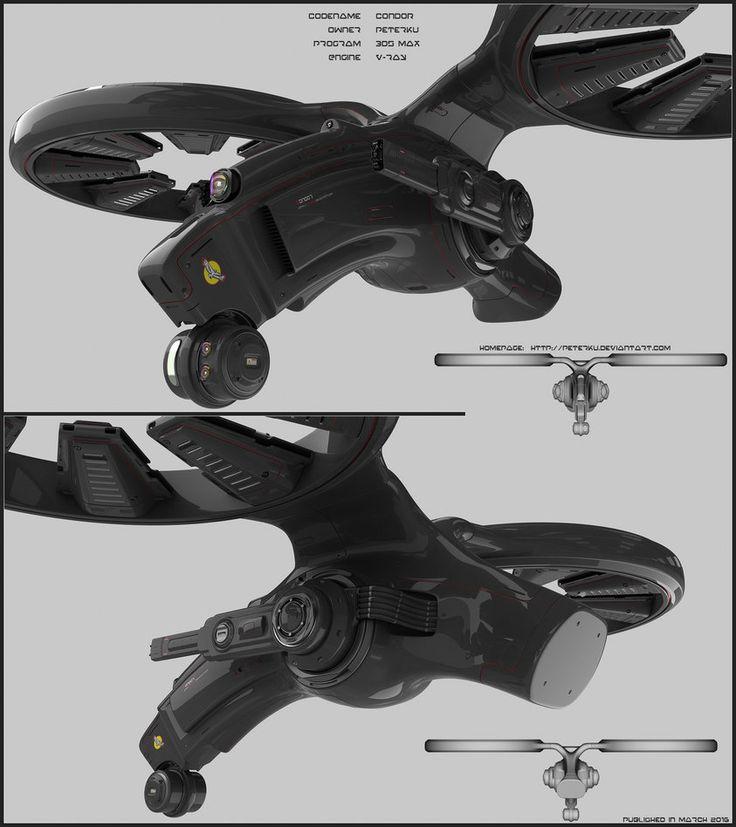 Condor - main by peterku on DeviantArt
