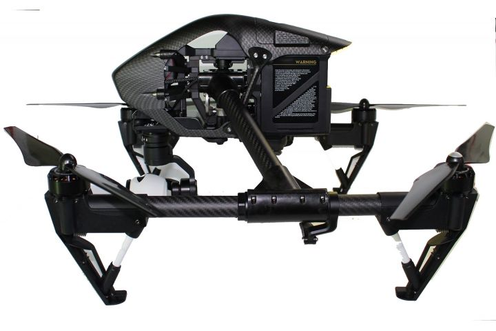 DJI Inspire 1 Carbon Fiber Quadcopter with 4K Camera and 3-Axis Gimbal (1 Transm...