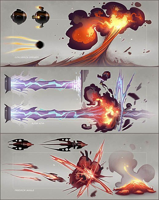Effects ★ || CHARACTER DESIGN REFERENCES | キャラクターデザイン  •...