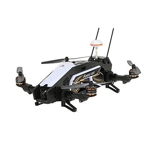 FPV Racing Drone with OSD 1080P HD Camera GoolRC Walkera Furious 320 GPS Version...