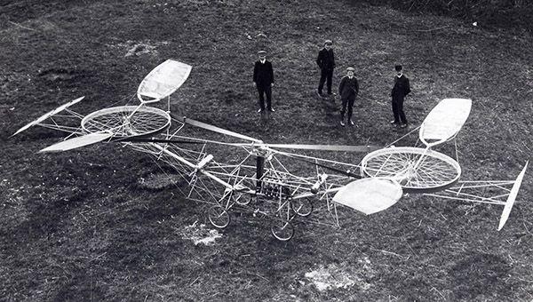 航空模型 的Multicopter崛起穆爾·TI·直升飛機,(名詞)'ML-...