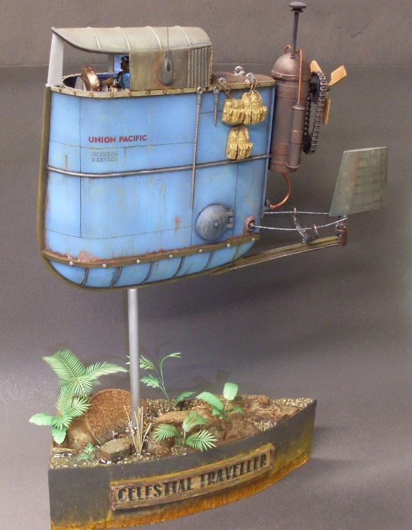 1/35 scale resin model kit by Aperture 360 and Resin Ranger