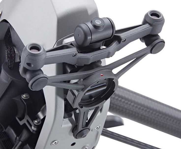 A closeup look at @djiglobal new #inspire2 #fpv camera. The inspire 2 has two ca...