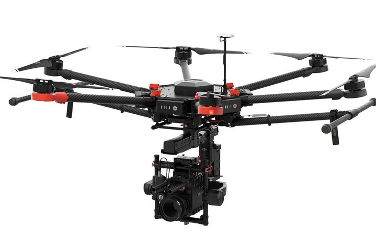 Amazing new #Matrice #600 #Hexacopter from #DJI. Looks awesome: www.heliguy.com/...