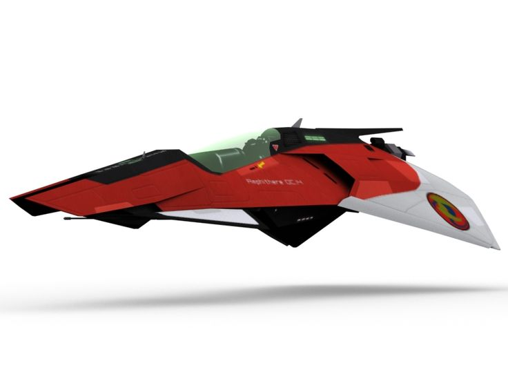 Amphithere Prototype for Slipstream GX by ThreeDManiak.devi...