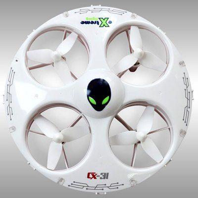 Cheerson CX - 31 Headless Mode 2.4G 4CH RC Quadcopter 3D Stunt 6 Axis Gyro Aircr...