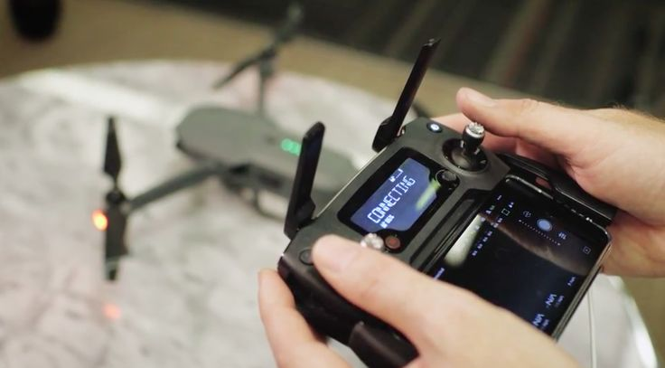 DJI's folding drone is smaller and better at tracking than GoPro's offering ...