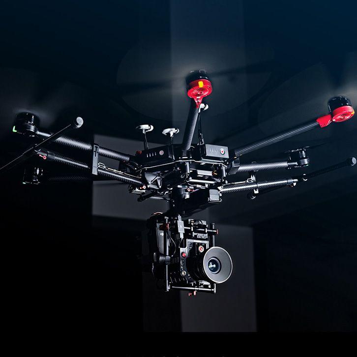 DJI Unveils the Enhanced Matrice 600 PRO Hexacopter