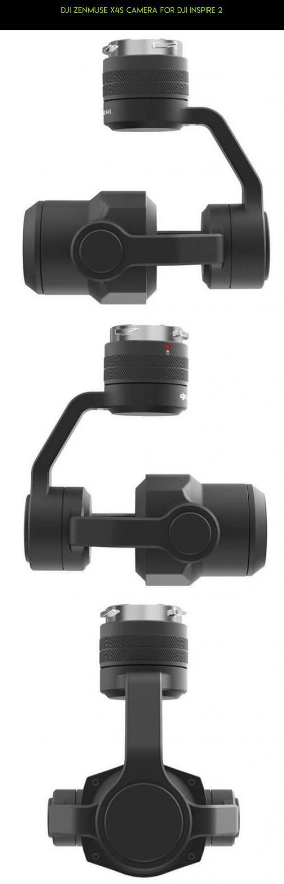 DJI Zenmuse X4S Camera for DJI Inspire 2 #drone #plans #parts #tech #gadgets #te...