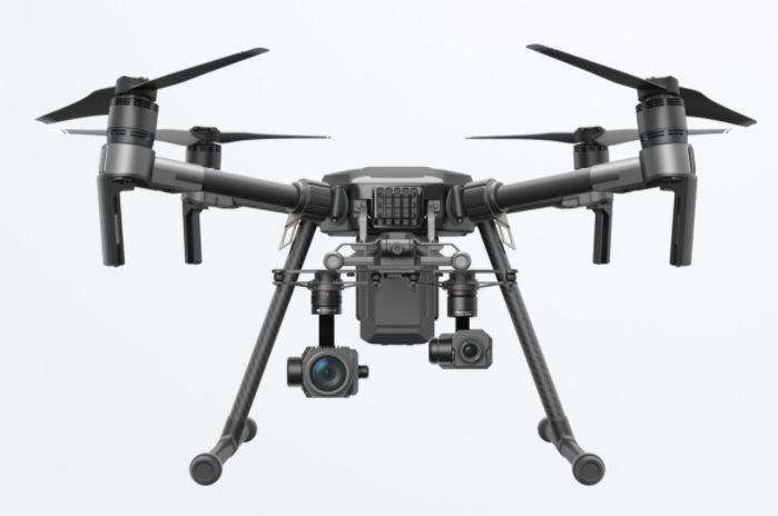 DJI announces the Matrice 200 commercial drone   Quadcopter Guide