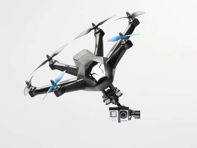 DRONES | From palm-size models made for quick autonomous aerial selfies, aka dro...