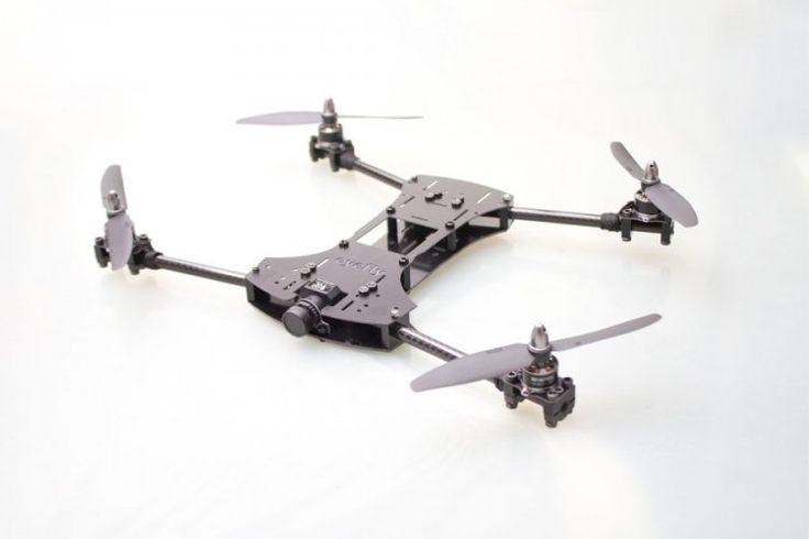 Eyefly Hammerhead Nano   Carbon fiber frame quadcopter   $102