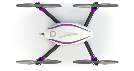 Hybrix – Quaternium UAV company