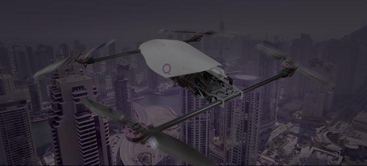 Hybrix | Quaternium UAV company