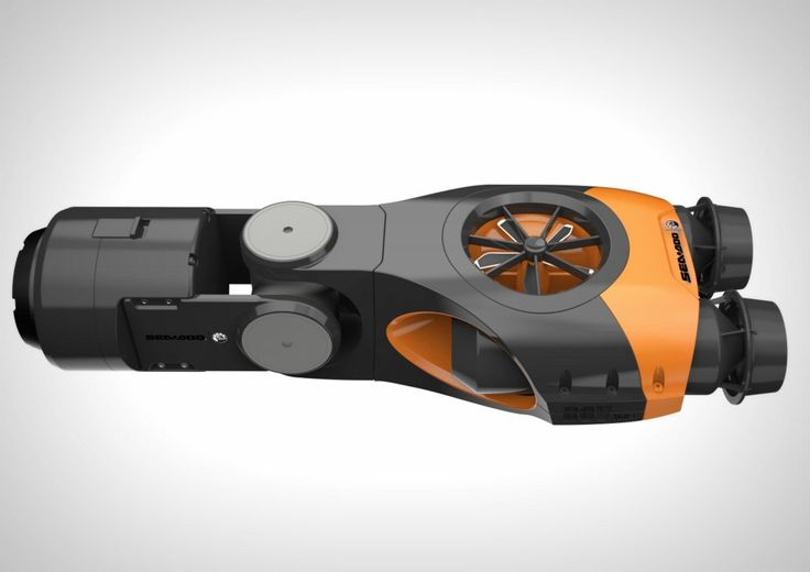 Meet ROV, a Remote Operated Vehicle! Most drones dominate the skies, but ROV&#39...