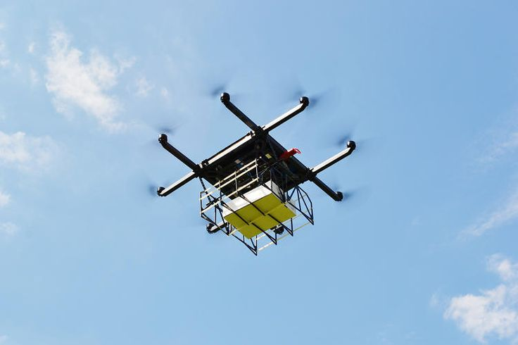 Meet Workhorse, The Company That's Competing With Amazon For Delivery Drones