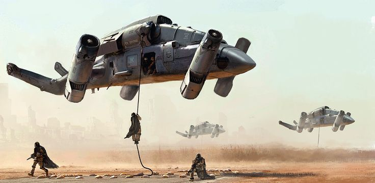 Military drone transport, mathieu lamble on ArtStation at www.artstation.co...