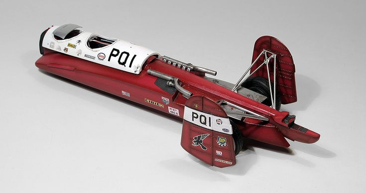 PQ1 Rosso Racer 07