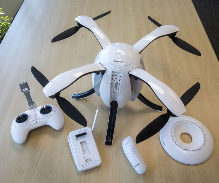 PowerEgg the ovoid flying robot lands this October for $1288 Today Beijing-based...