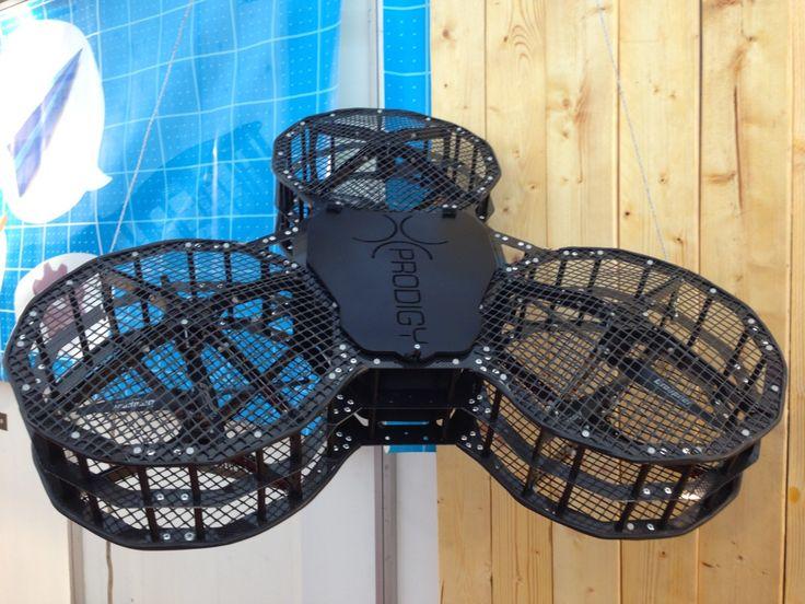 Prodigy – dron, którego nie powstydziłby się nawet da Vinci! via @Info_Dron