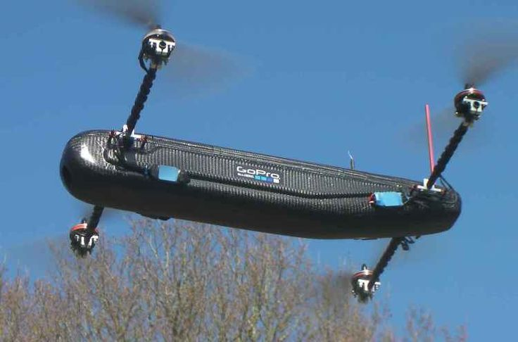 Quadcopter anti-vibration tube mounts. – DIY Drones