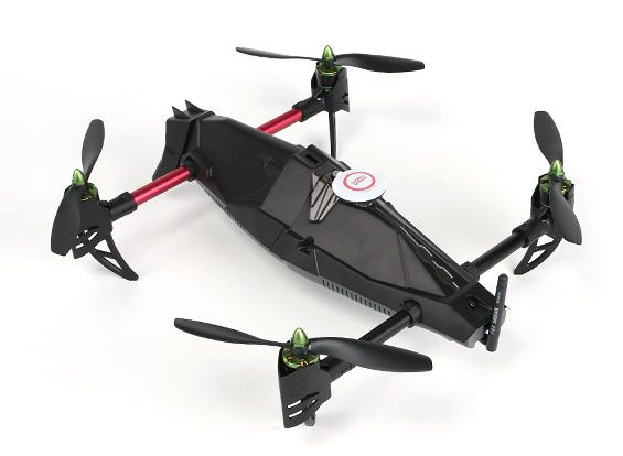 Quanum Venture FPV Deluxe Quad-Copter Set With DJI, FatShark, Multistar and Afro...