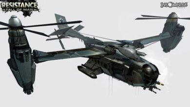 Drone Design Ideas : NASA's GL-10 Greased Lightning electric