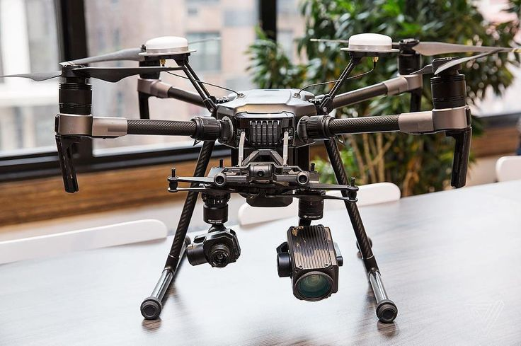 The DJI M200 can fly in rain or snow Releasing in 2017 | Photo by @holowatyrose ...