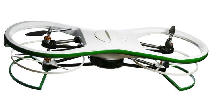 The company consulted design firm Ideo to create its form. The bottom rotors of ...