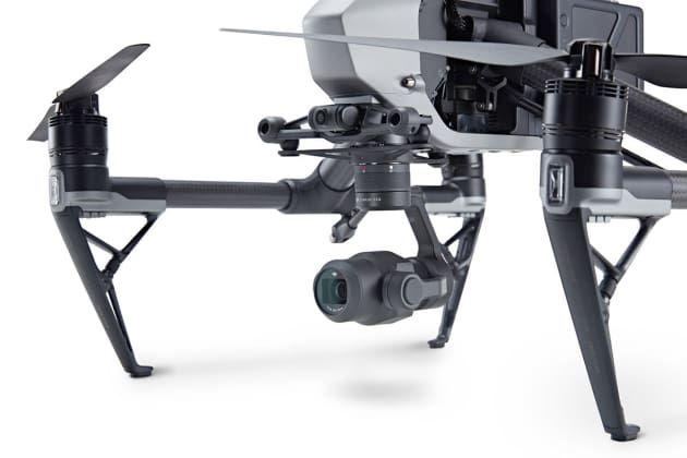 The next generation of Inspire, the Inspire 2 will take flight in January and ma...