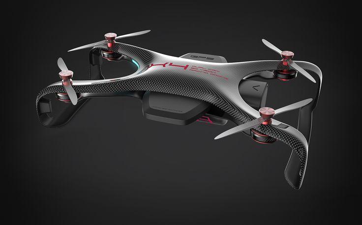nepdesign Racing Drone 2016Dual-Cam Racing Dronenep design
