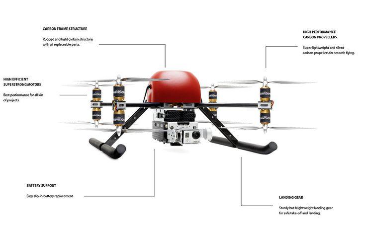 quadcopter UX-401