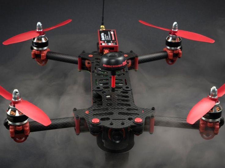 the Vortex Mini Race Quad ARF (Entry Level Motors) by ImmersionRC