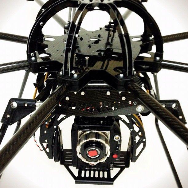 "Jeepers!!! ""Tonaci Tran airforce sneak peek #R3D #octocopter""www.pyrotherm.g..."