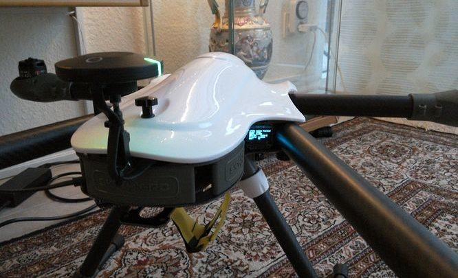 Drone Design : Module SSD1306 Not working on Pixhawk 2 1