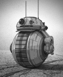 Star Wars VII Concept Art