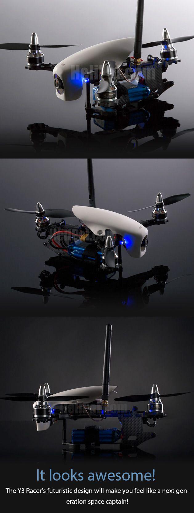 Storm Racing Drone(SRDY3-CC3D-RTF).