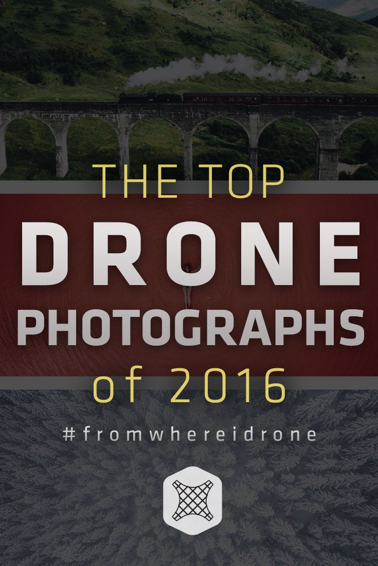 The Top 50 Drone Photos of the Year via From Where I Drone #drones #aerialphotog...