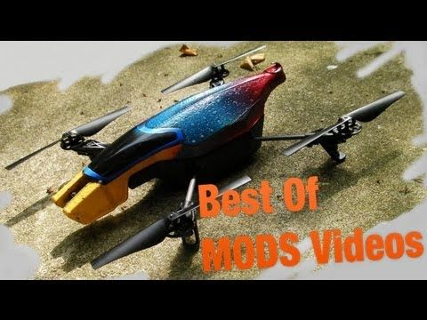 AR.Drone 2.0 Best Of MODS - bestdronestobuy.c...