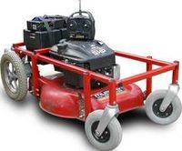 DIY remote control lawnmower - I will have to teach myself how to do this since ...