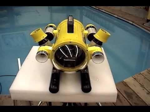 JW Fishers SeaLion-2 ROV - YouTube