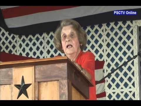Kitty Werthman Speech 2010 - How a Democracy beset by creeping Socialism... How ...