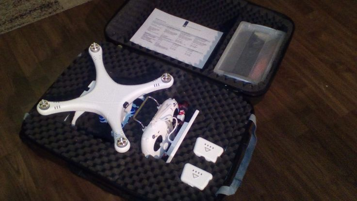 Of course you can go ahead and buy a case or bag for your drone. There are many ...