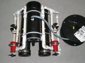 Picture of Underwater ROV